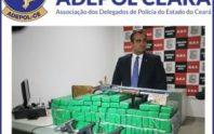 Adepol/CE publica nota de apoio ao delegado Vilarinho