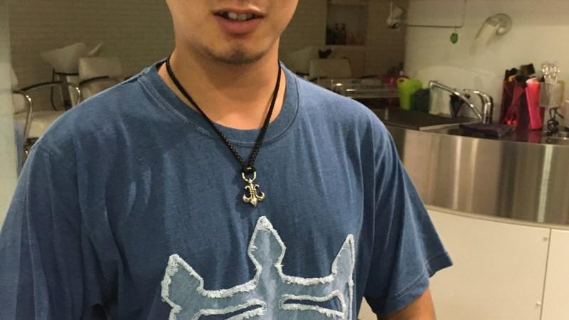 アシスタントの須崎(*^o^*)