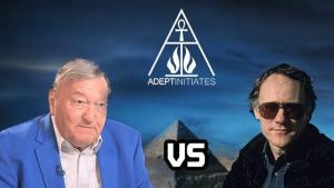 Graham Hancock debates Erich von Daniken on Ancient Astoronaut theories.