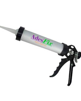 AdesFix Aplicador Manual Aluminio Cartucho / Sache 310/400ml