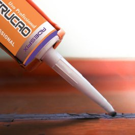 AdesFix PU Construção Cartucho 420gr