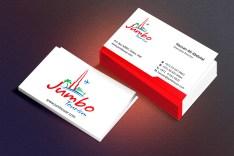 Jumbo Tourism Business Card