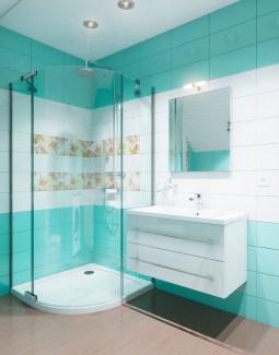 Ванная комната на втором этаже
