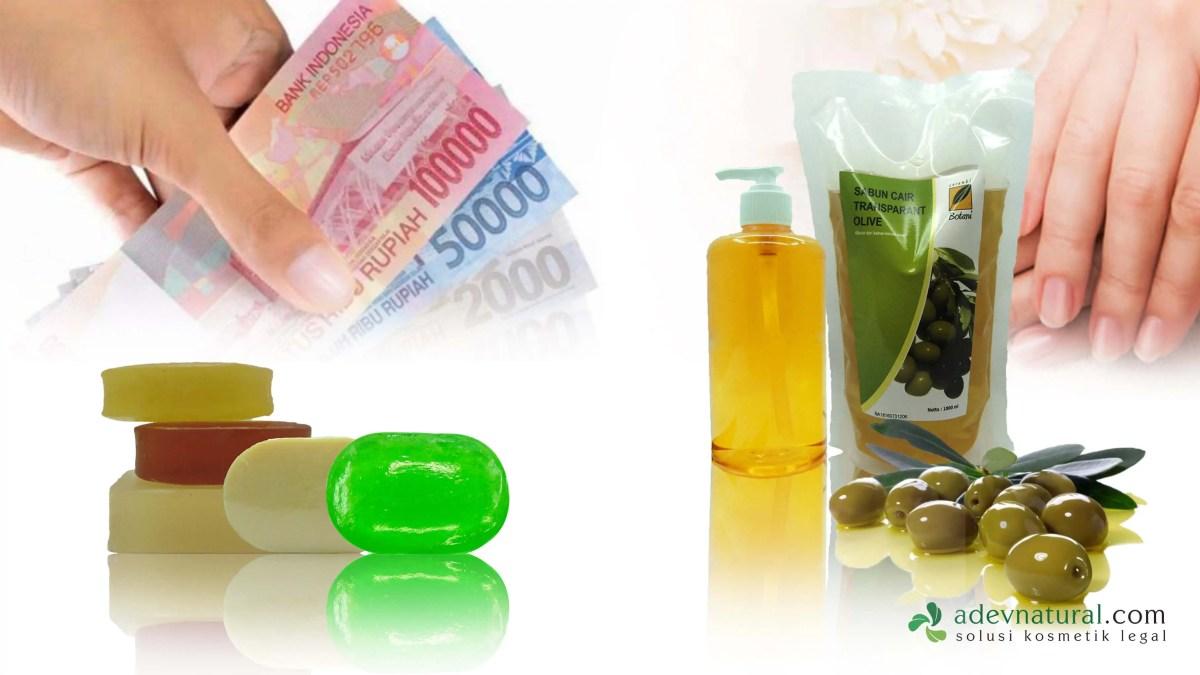 distributor sabun cair dan batangan harga murah