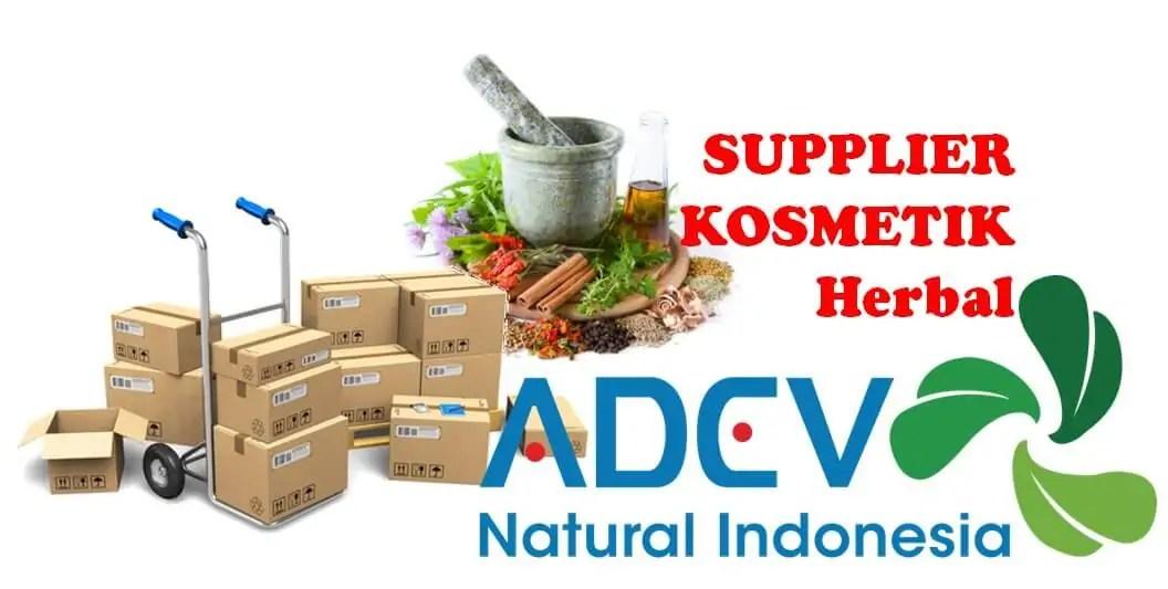 Supplier Kosmetik Herbal