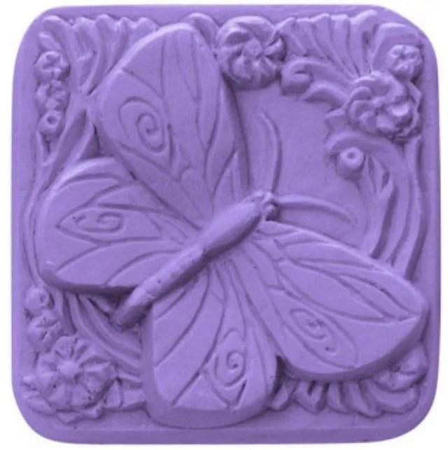 Gambar kerajinan patung kupu kupu dari sabun