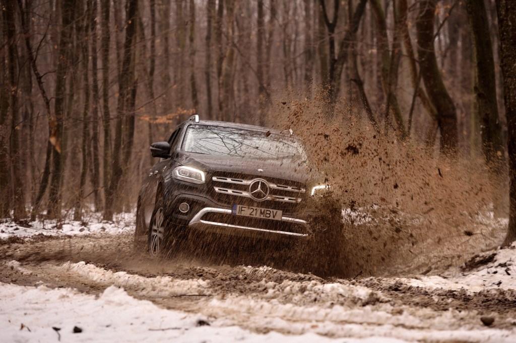 Mercedes-Benz X350 d