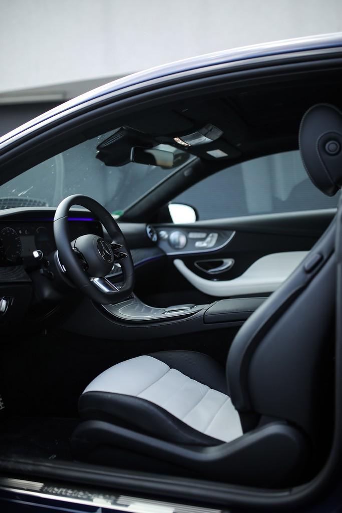 Mercedes-Benz E400d