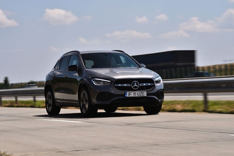 Mercedes-Benz GLA 200d 4MATIC