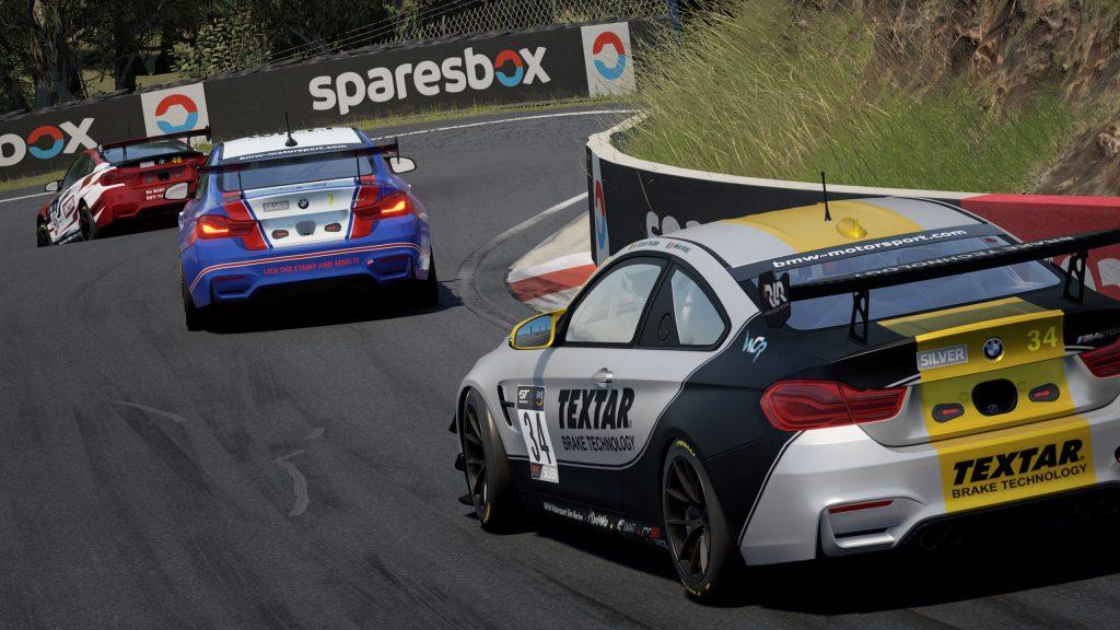 RLR BMW GT Challenge Bathurst