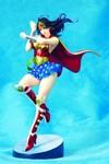 DC Comics Armored Wonder Woman Bishoujo Statue