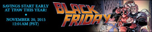 Savings Begin the Week Before Black Friday at TFAW.com