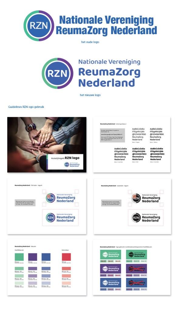 ReumaZorg Nederland logo