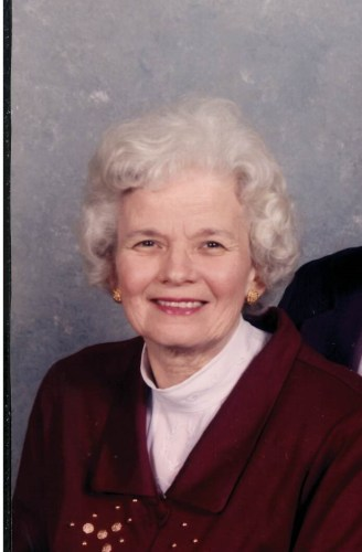 Margaret Jean Parlor Leech