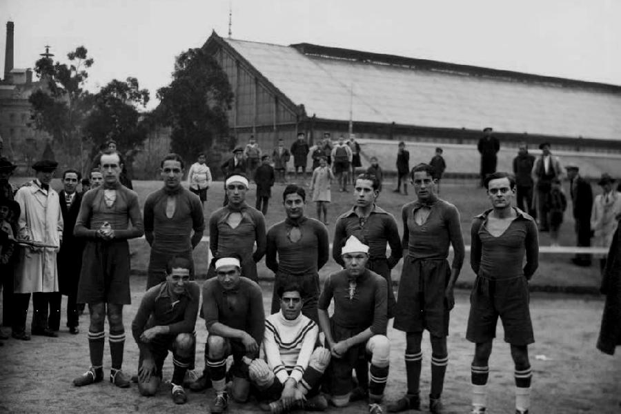 [05/09/1921] Inauguración campo de «La Ferro» el 12 de octubre