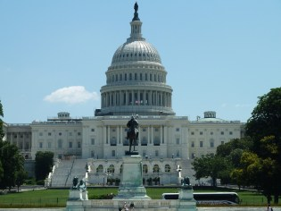 US Capitol Washington DC building government