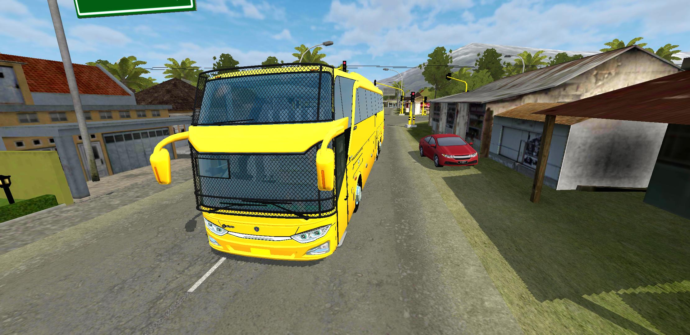 Bus Simulator Indonésia: Mod JB3 Scania K410iB (Download)