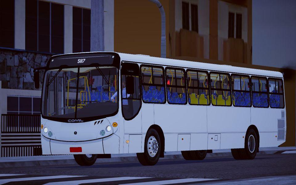 Comil Svelto 2000 MB O500M (Fase 2) para Proton Bus Simulator/Road
