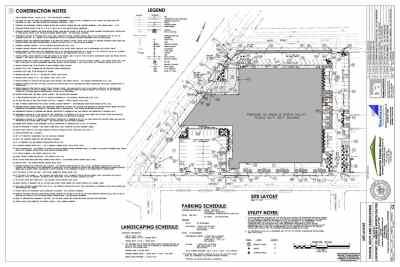 Cornerstone Arena Plan