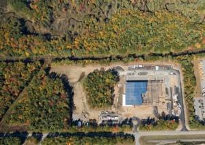 Saratoga Eagle construction site buffalo Niagara engineering