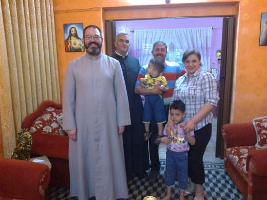 Misión en Bagdad (Irak)