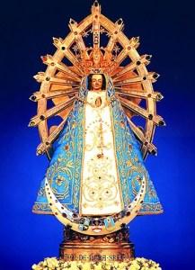 Virgen de Luján, patrona de este espacio dedicado a la promoción de las misiones Ad gentes