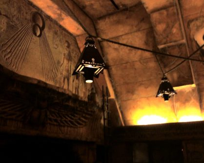501 Mummy Ride Commercial Custom Light Fixtures