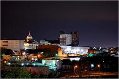 Historic Washington Penn 2 Induction Lighting
