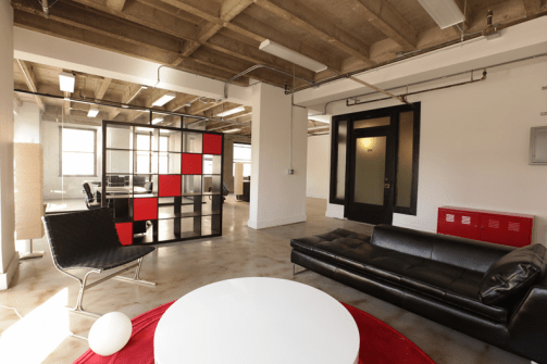 Pershing Square Building Energy Consulting And Loft Fixtures For Lighting