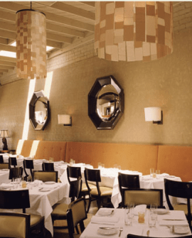 Restaurant Light Fxitures By Gerald Olesker Of