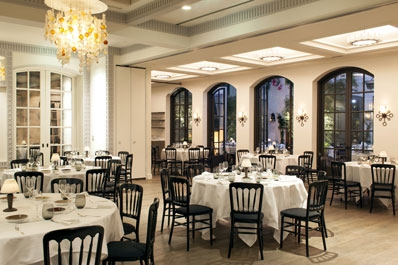 Spago Chandeliers
