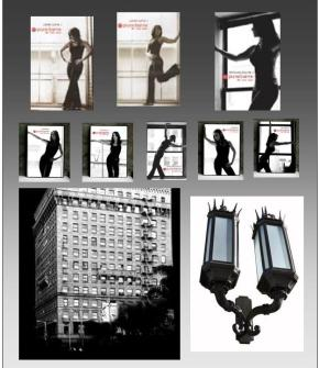 Pure Barre And Pershing Square Lanterns