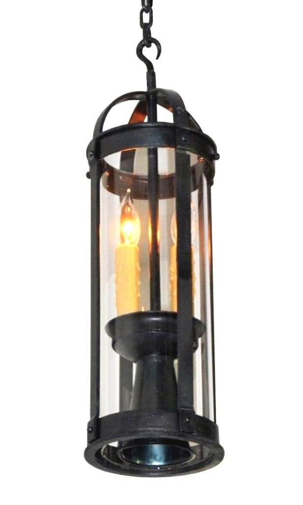 141 Cb2 Ir H Ba Pyrex Glass And Metal Pendant Light – ADG Lighting