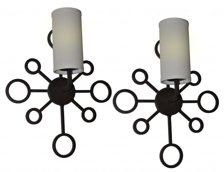 7795 Mb1 Ir S Ba SPAGO Cross Sconce Royere Style Light 1 E1413387036628  – ADG Lighting