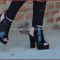 Kalın Topuk Ayakkabılar