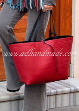 Red Bag by Vero Moda