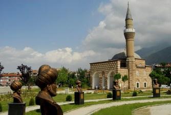 Kanberler Park, Ottoman Sultans, Hatice İsfendiyar Mosque / TURKEY