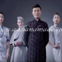 Hainan Airlines-New Haute Couture Uniforms (Hainan Havayolları-Yeni Haute Couture Üniformaları)