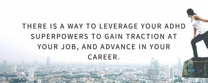 adhd career quote