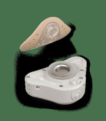 ADHEAR слуховой аппарат с костной проводимостью