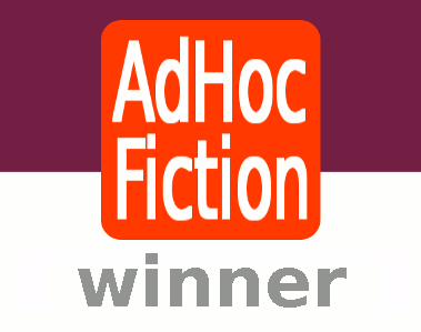 Ad Hoc Fiction Winner