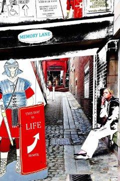 Memory Lane by kerry rawlinson