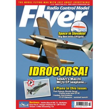 Doolittle Media Shop Model Flyer Magazine Issue 148 Mar 12