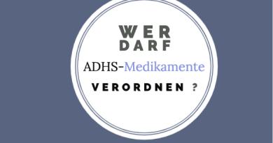 Wer darf ADHS Medikamente verschreiben