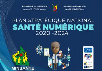 Plan stratégique nationl santé numérique 2020 - 2024 du Cameroun