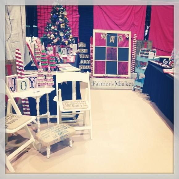 Christmas Craft Booth