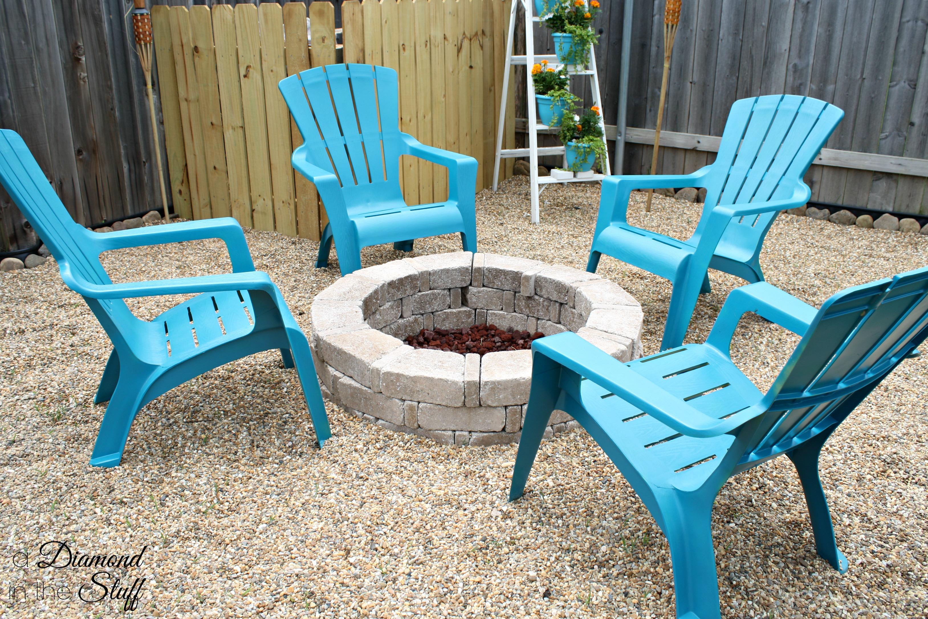 Awesome DIY Backyard Makeover