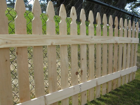 Picket Fence Arrows