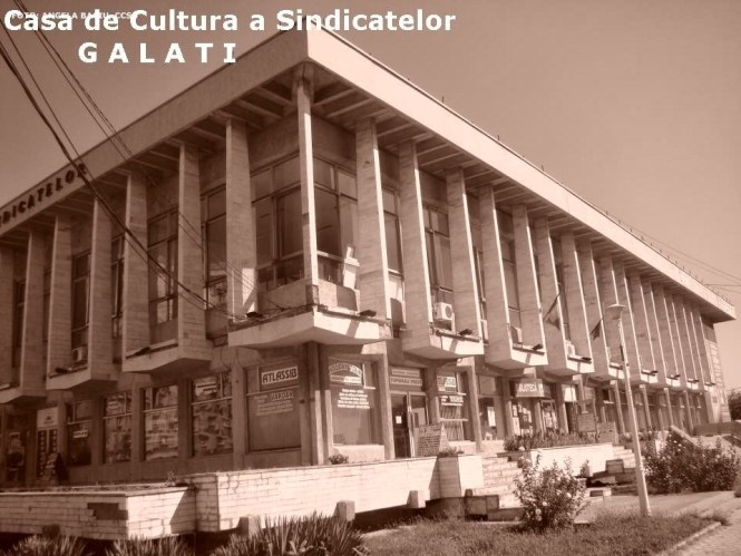 casa de cultura a sindicatelor