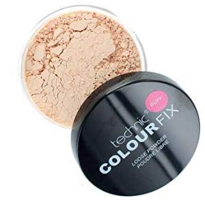 Technic Colour Fix Loose Face Powder 20g-Buff